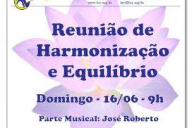 Reunião de Harmonização e Equilíbrio